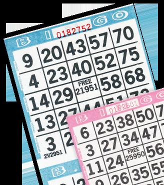 Moderne Bingo Servi-Jeux | Papier ZA-36